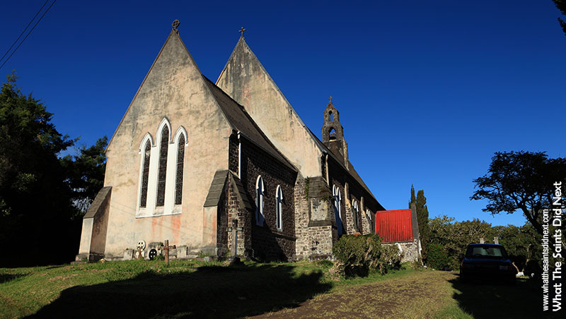 St Pauls Cathedral Of St Helena – By Royal Appointment