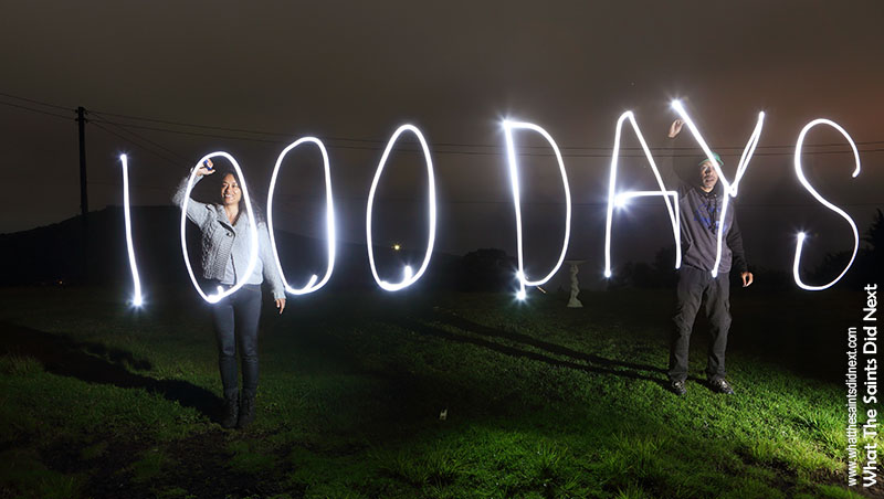 1000 Days 1000 Pictures – One New Image Each Day